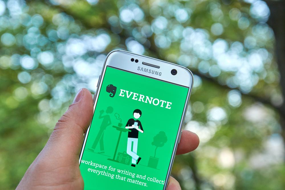 Zastanawiasz się, czy warto płacić za Evernote? Oto co zyskasz w każdym z planów