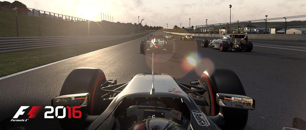 F1 2016 może stać się tym dla gier wyścigowych, czym FIFA dla futbolowych – pierwsze wrażenia Spider's Web