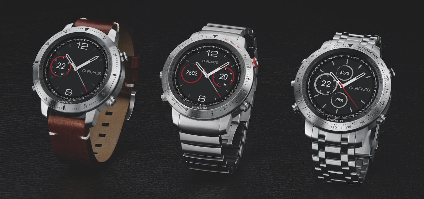 Garmin właśnie pokazał najdroższy zegarek w swojej historii