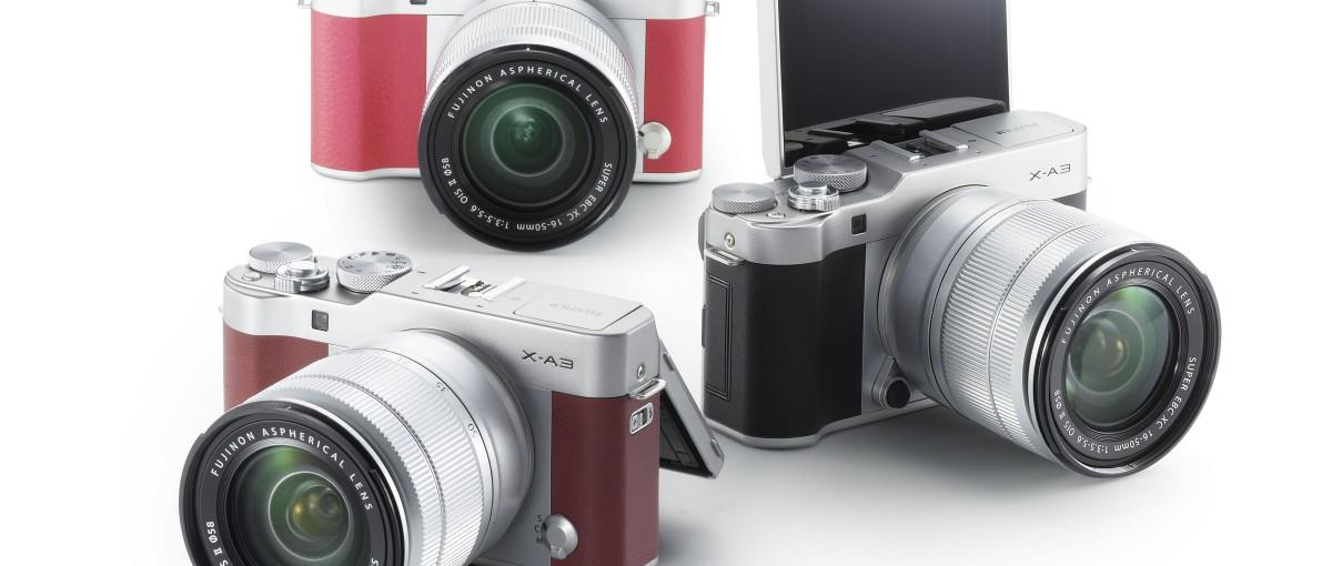 Fujifilm X-A3 to najtańsza droga do coraz ciekawszego systemu obiektywów Fujifilm