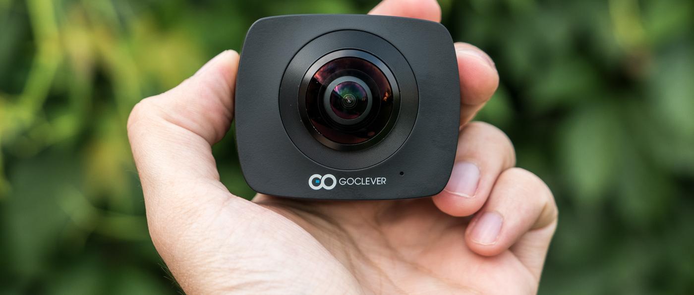 Tanie nagrywanie w 360 stopniach, czyli GoClever Extreme 360 – recenzja Spider's Web