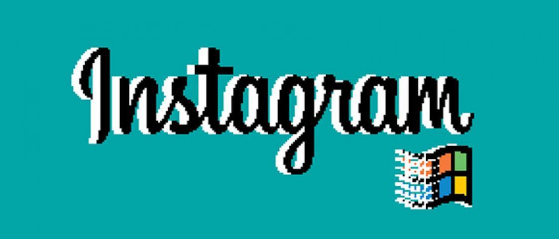 Tak wyglądałby Instagram 20 lat temu