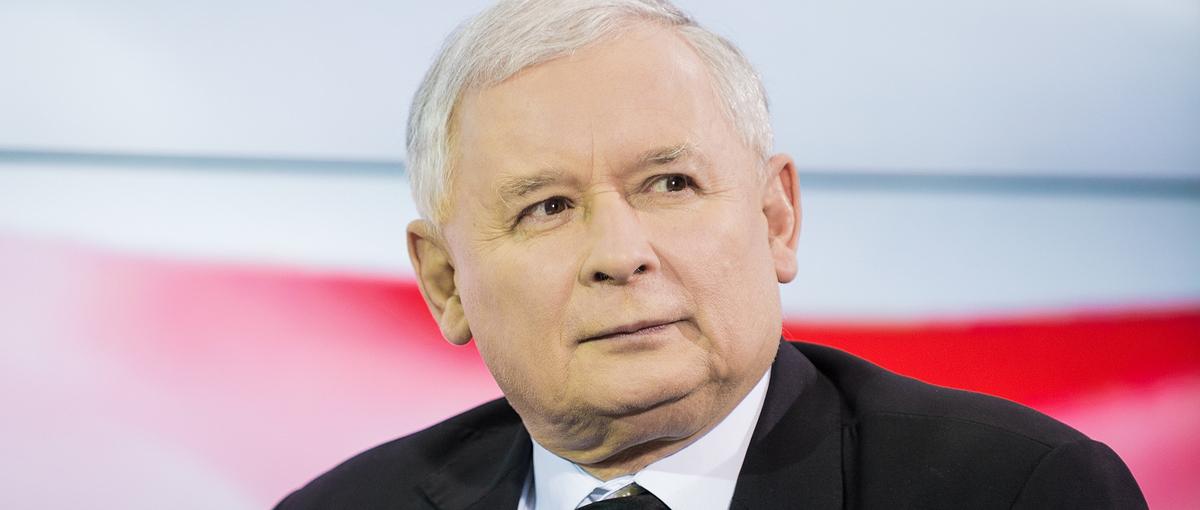 Co robi Kaczyński na wakacjach?