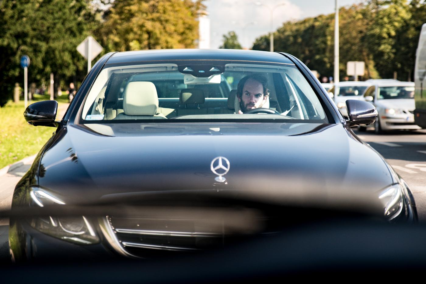 Uber zmienia kurs. Porozumienie z Daimlerem to zapowiedź czegoś naprawdę dużego