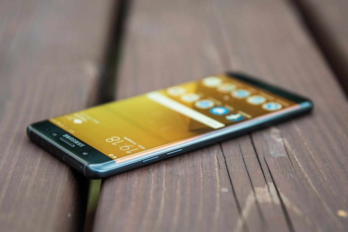 Samsung płonie. Prawdziwa afera z Galaxy Note 7 może dopiero wybuchnąć