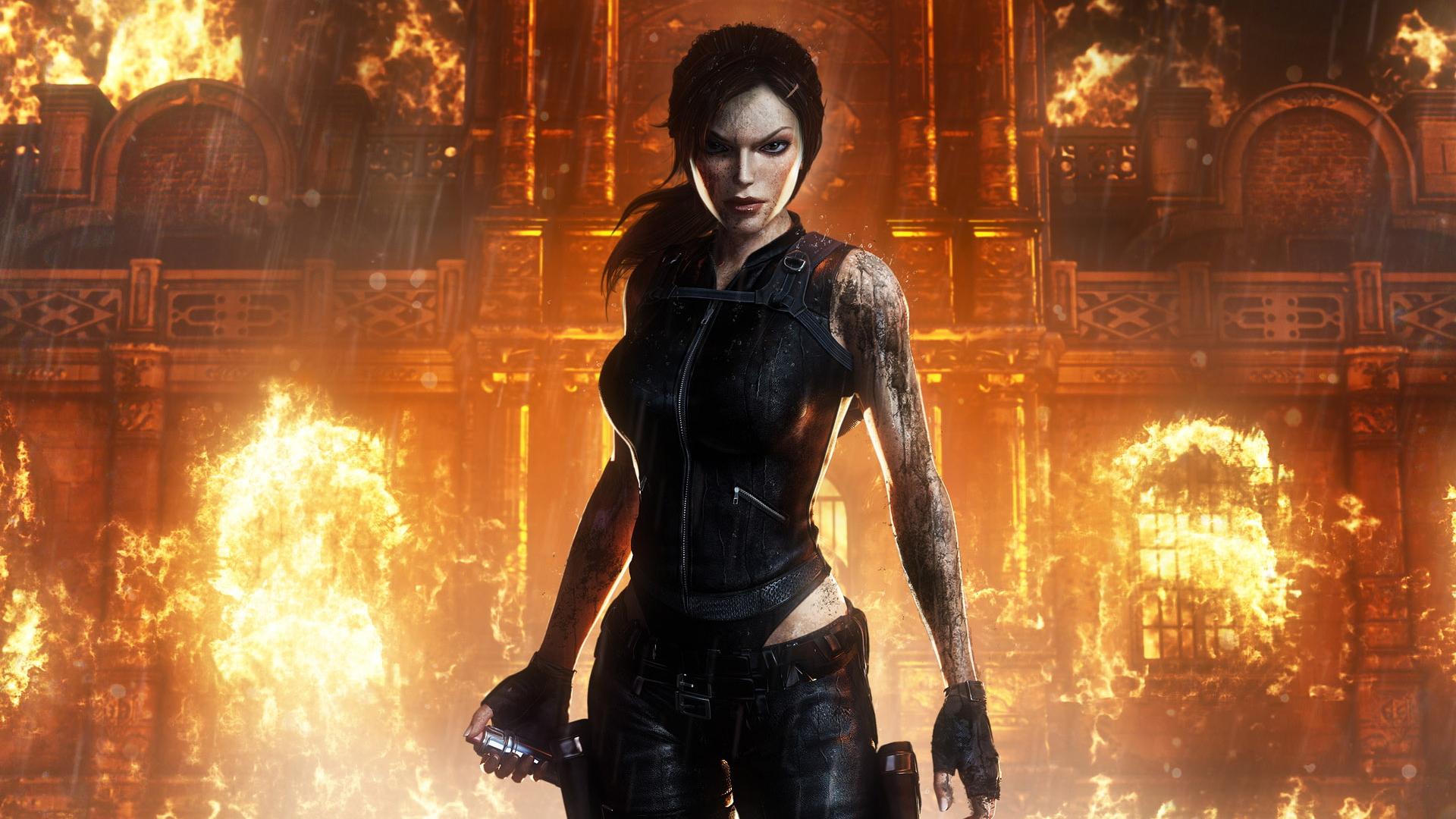 Nie podoba ci się, że w Tomb Raiderze będą zombie? To przypomnę, z czym wcześniej walczyła Lara Croft