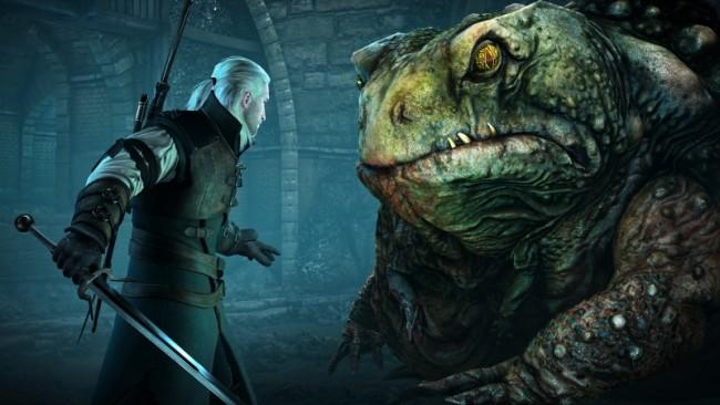 Grafika z gry Wiedźmin 3: Dziki Gon - Serca z Kamienia wykonana przez CD PROJEKT RED
