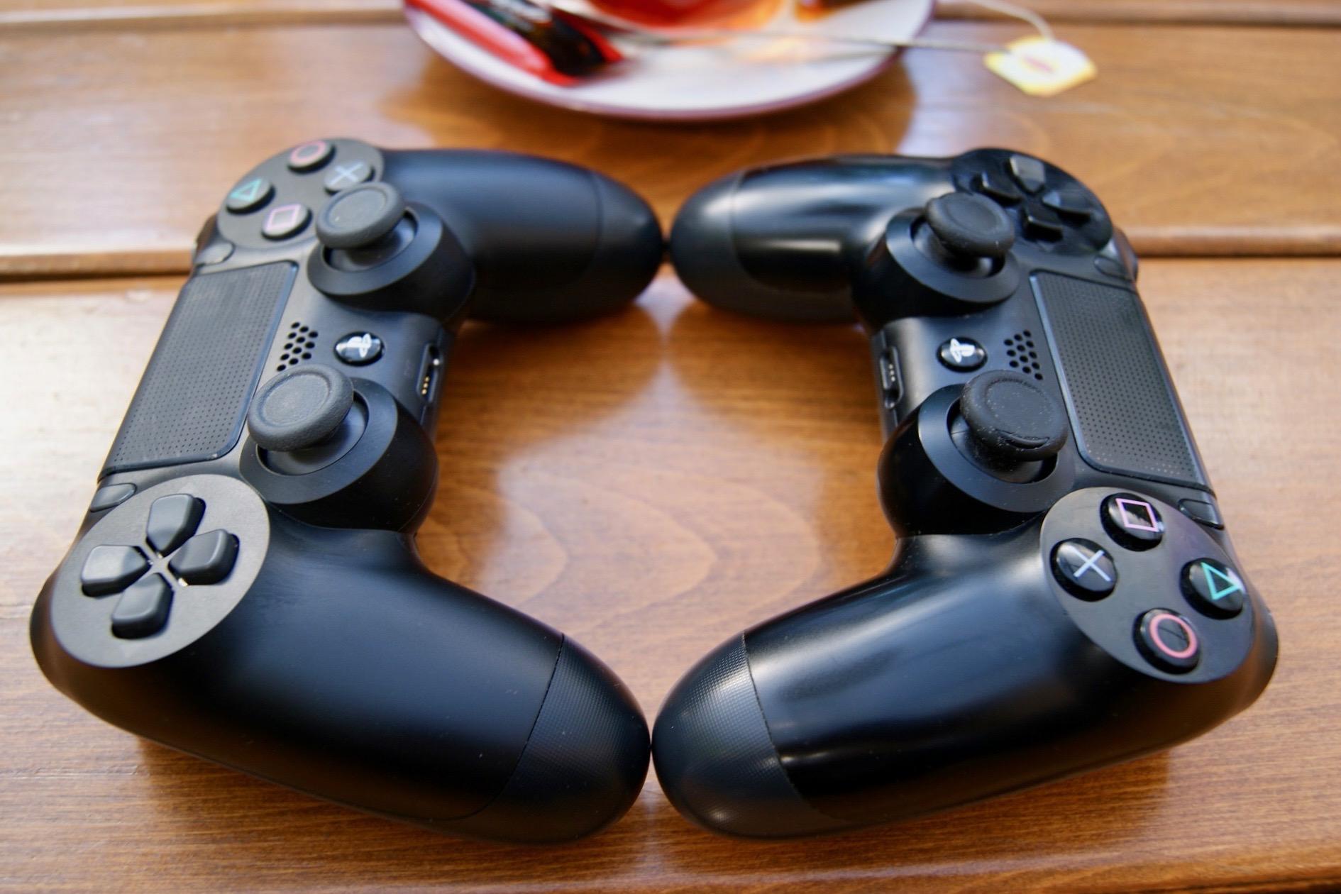 Nowy DualShock 4 Slim kontra stary DualShock 4 – omówienie wszystkich zmian