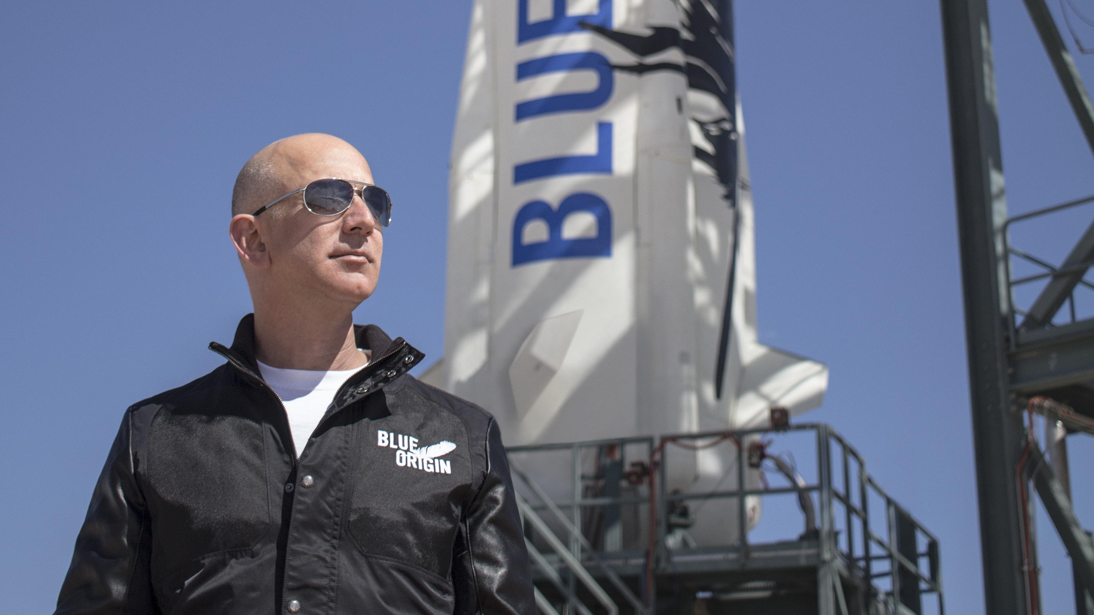 Ogromna rakieta Blue Origin! Tak firma założyciela Amazonu podbije kosmos