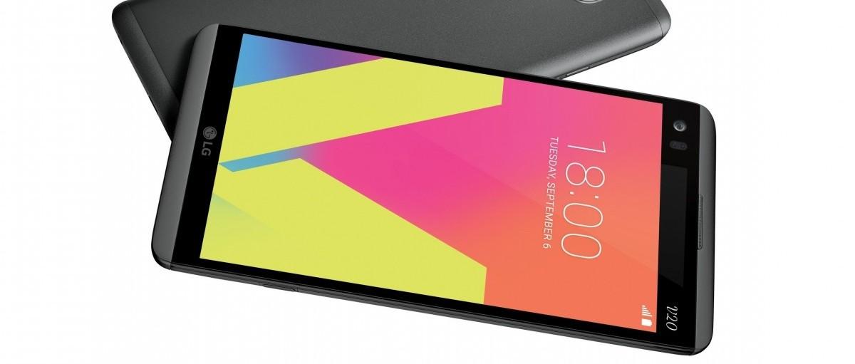 Oto LG V20 – pierwszy smartfon z Androidem 7.0 Nougat
