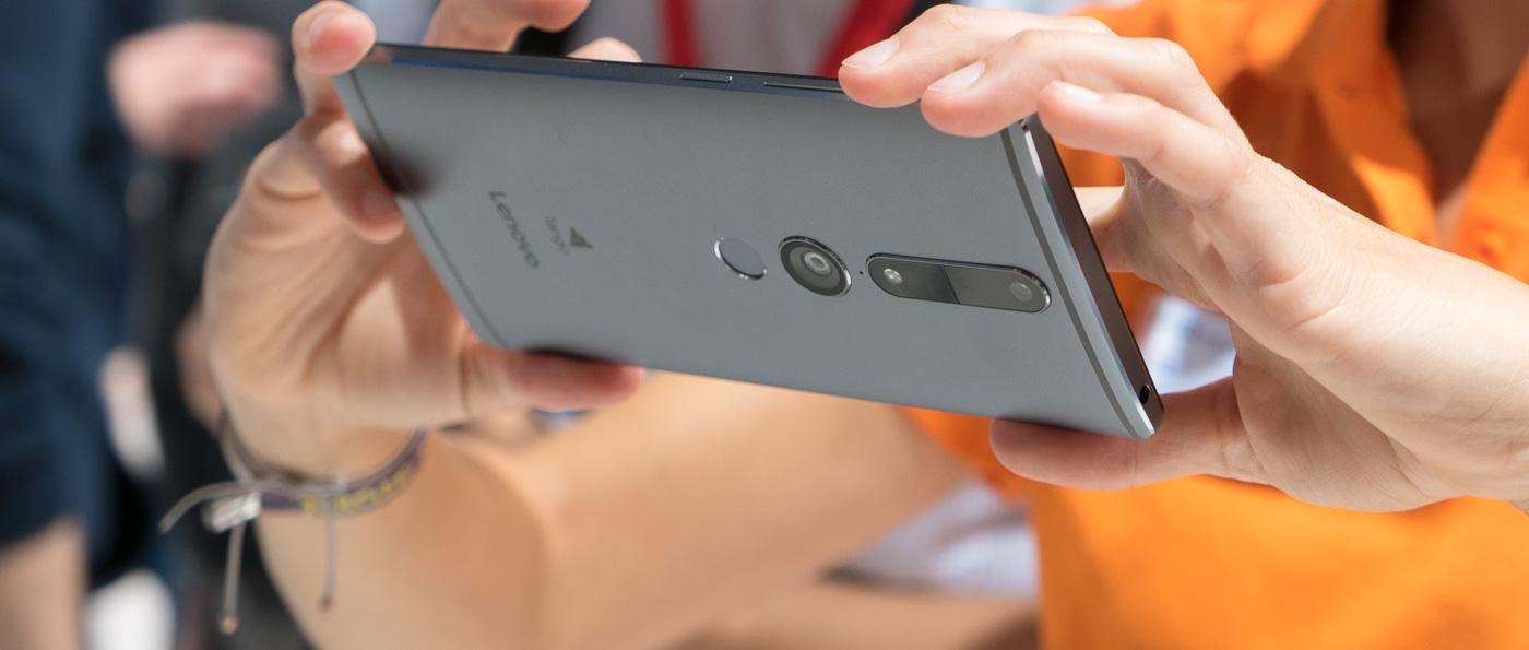 Wyjątkowy smartfon Phab 2 Pro, czyli Lenovo poszło w Tango