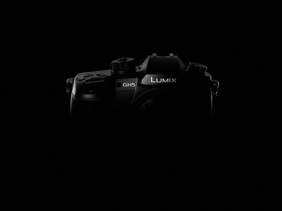 Lumix GH5 zapowiada się interesująco.