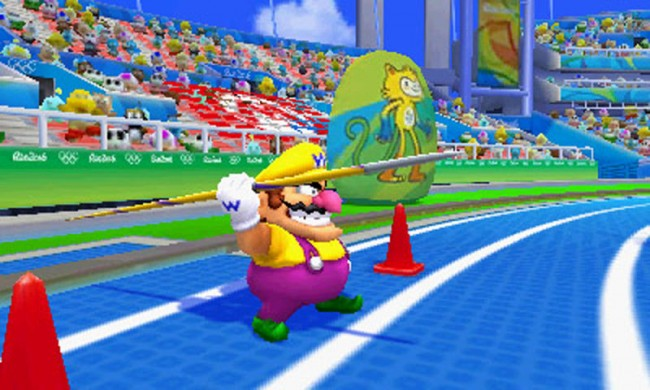 Mario & Sonic at the Rio 2016 Olympic Games 3