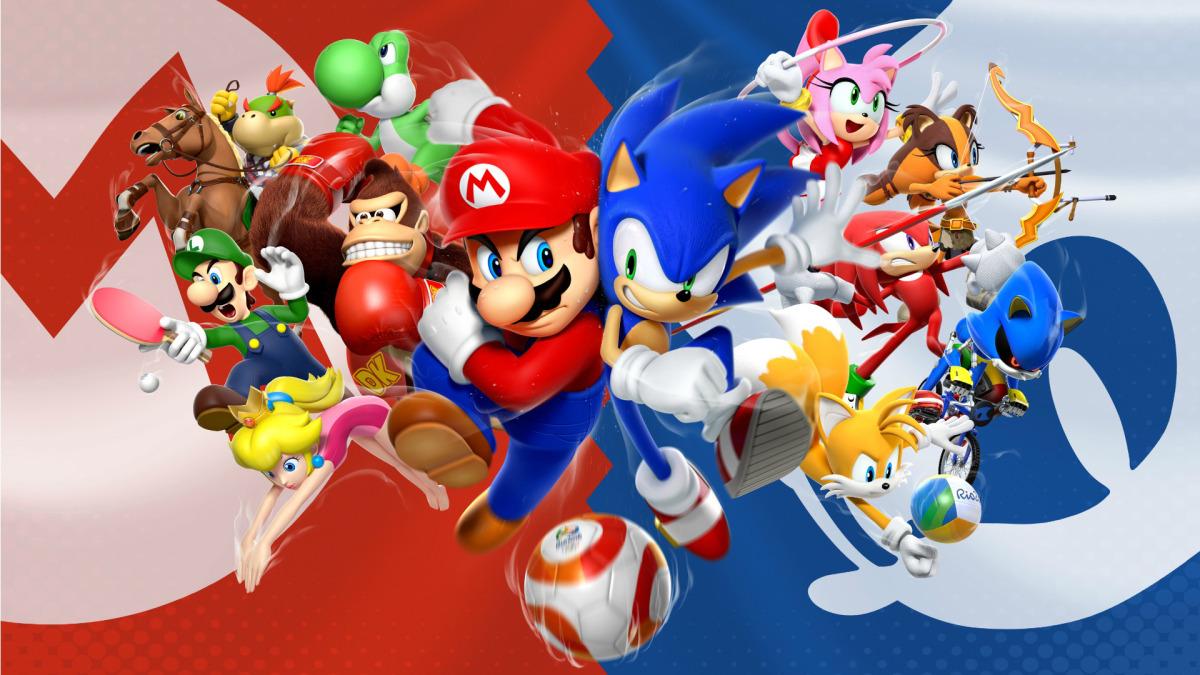 W cyfrowej Brazylii nie ma zimnej wody i dopingu – recenzja Mario & Sonic at the Rio 2016 Olympic Games