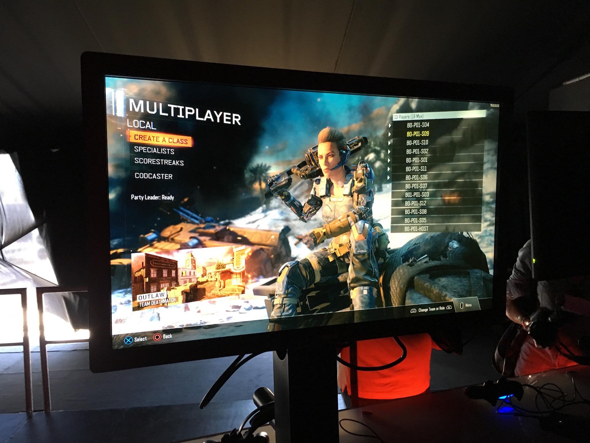 Ostatni dodatek do Call of Duty: Black Ops III to nie tylko nowe mapy