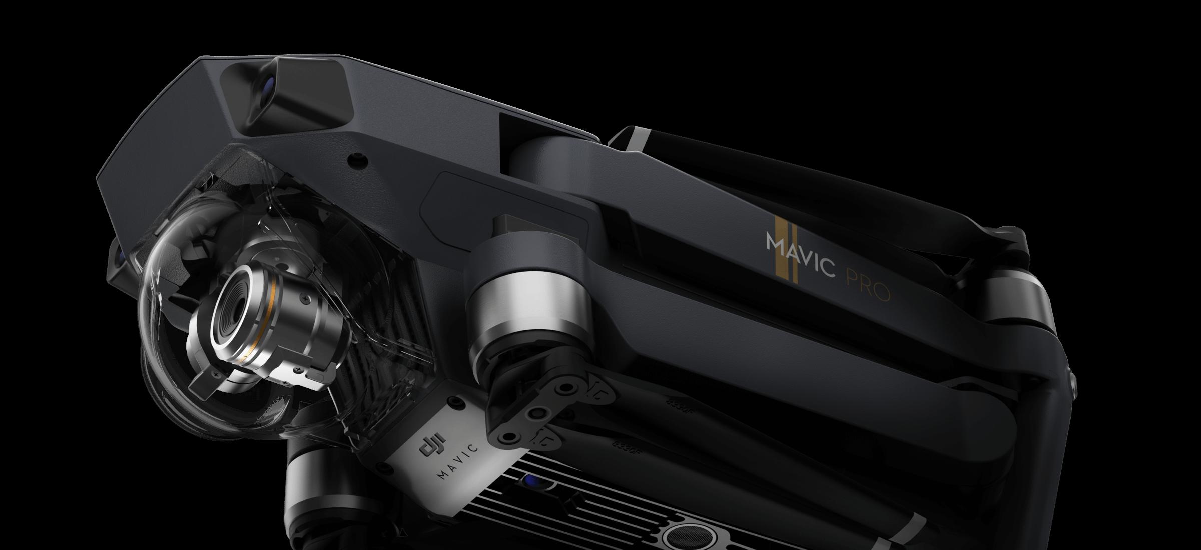 DJI ma potężną odpowiedź na drona GoPro Karma. Tak wygląda Mavic Pro