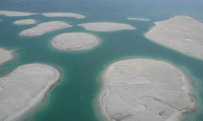 Wyspy w 2007 roku, Autor: Imre Solt