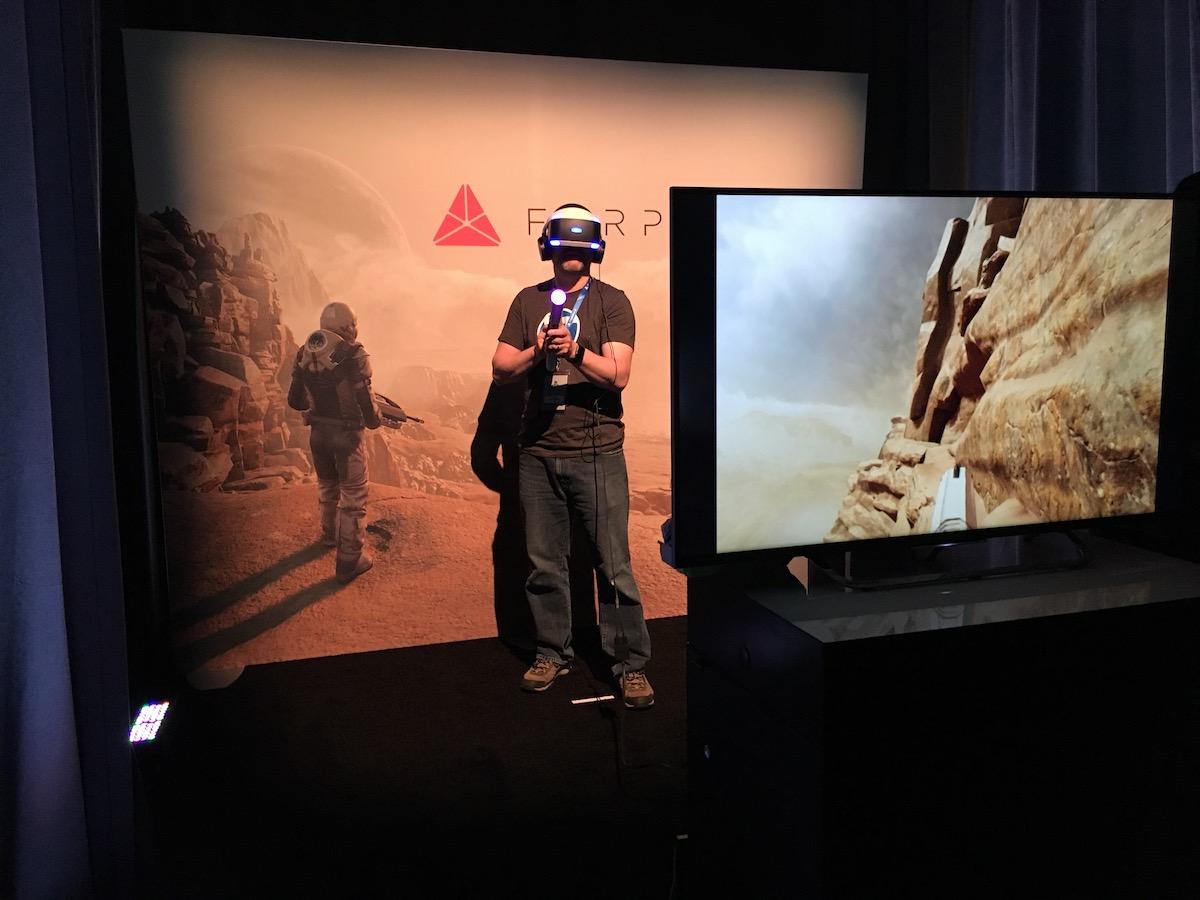 Farpoint to najlepsze demo wirtualnej rzeczywistości, w jakie grałem