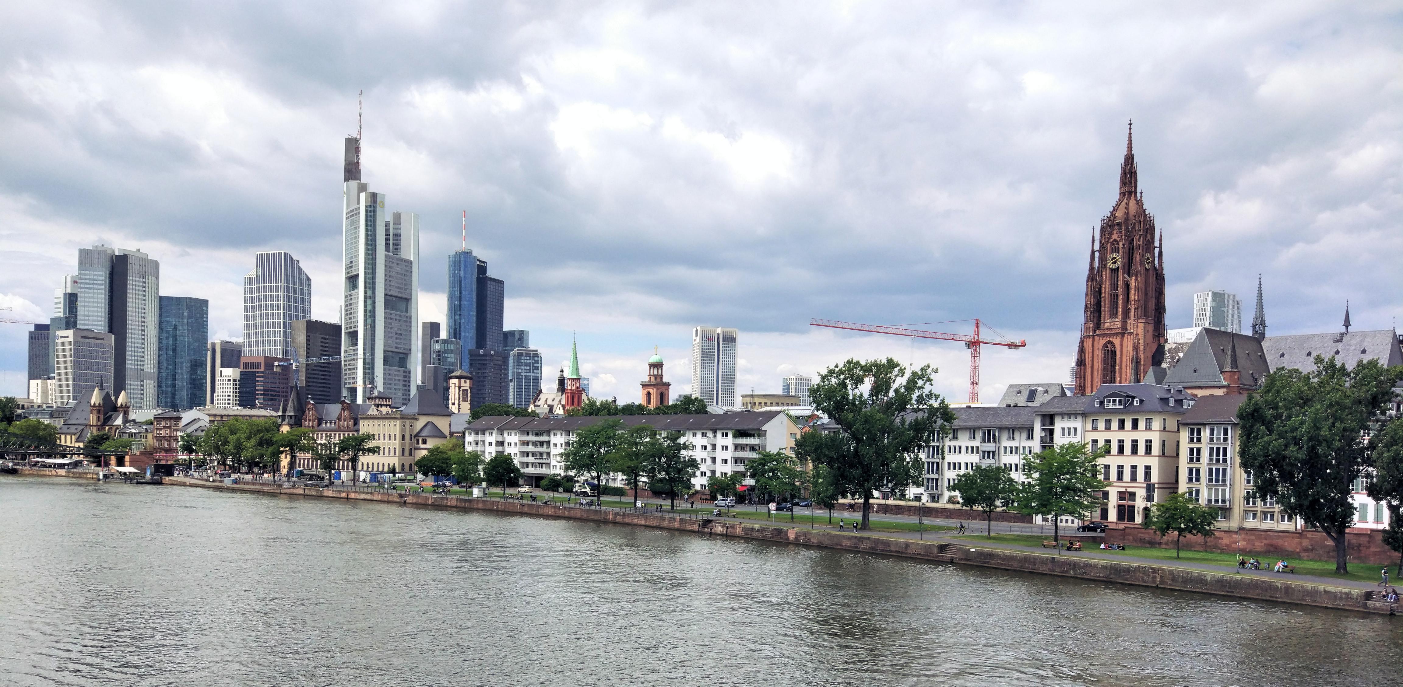Co warto zobaczyć we Frankfurcie – ekspresowe zwiedzanie miasta w 4 godziny