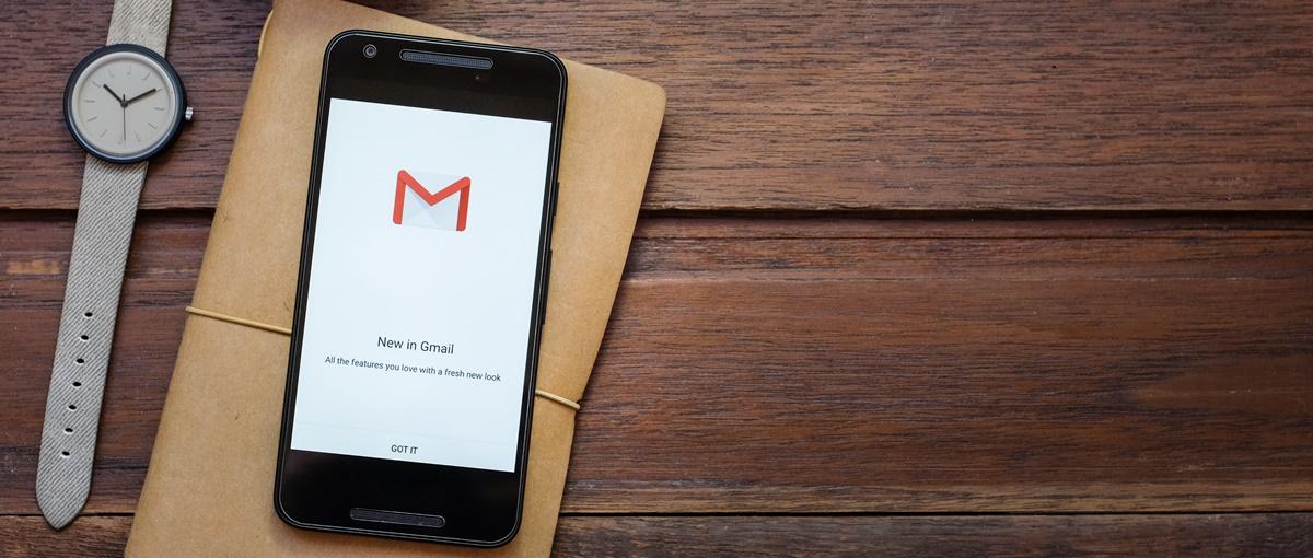 Google wprowadza email w XXI wiek. Tę zmianę odczujemy wszyscy