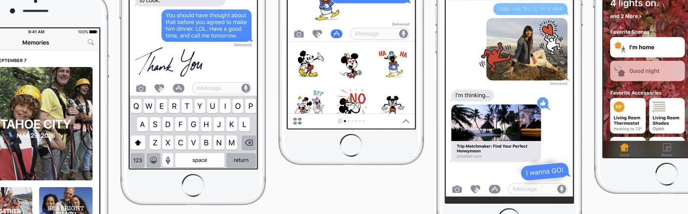 Wszystko, co musisz wiedzieć o iOS 10