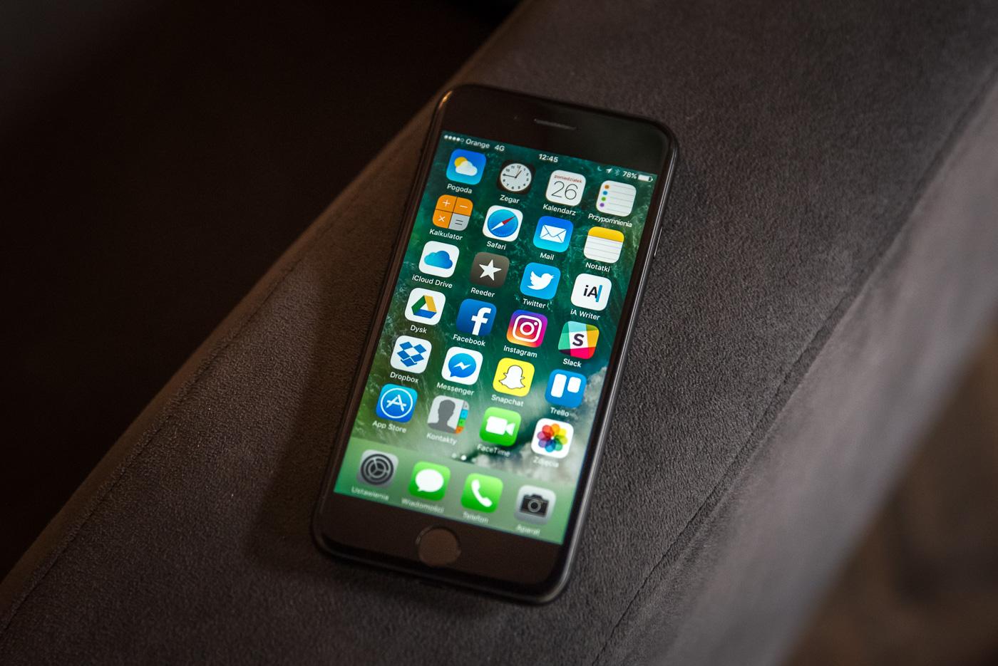 Wdepnęłam w jabłko. Kupiłam właśnie iPhone'a i czuję, że to początek