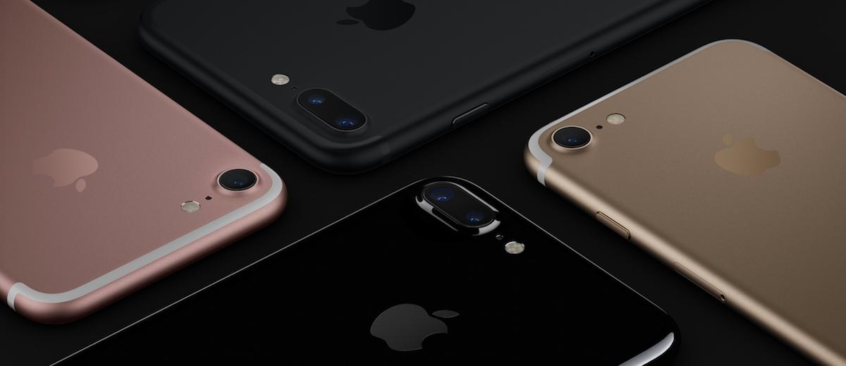 iPhone 7 kontra reszta świata. Który smartfon jest najlepszy?