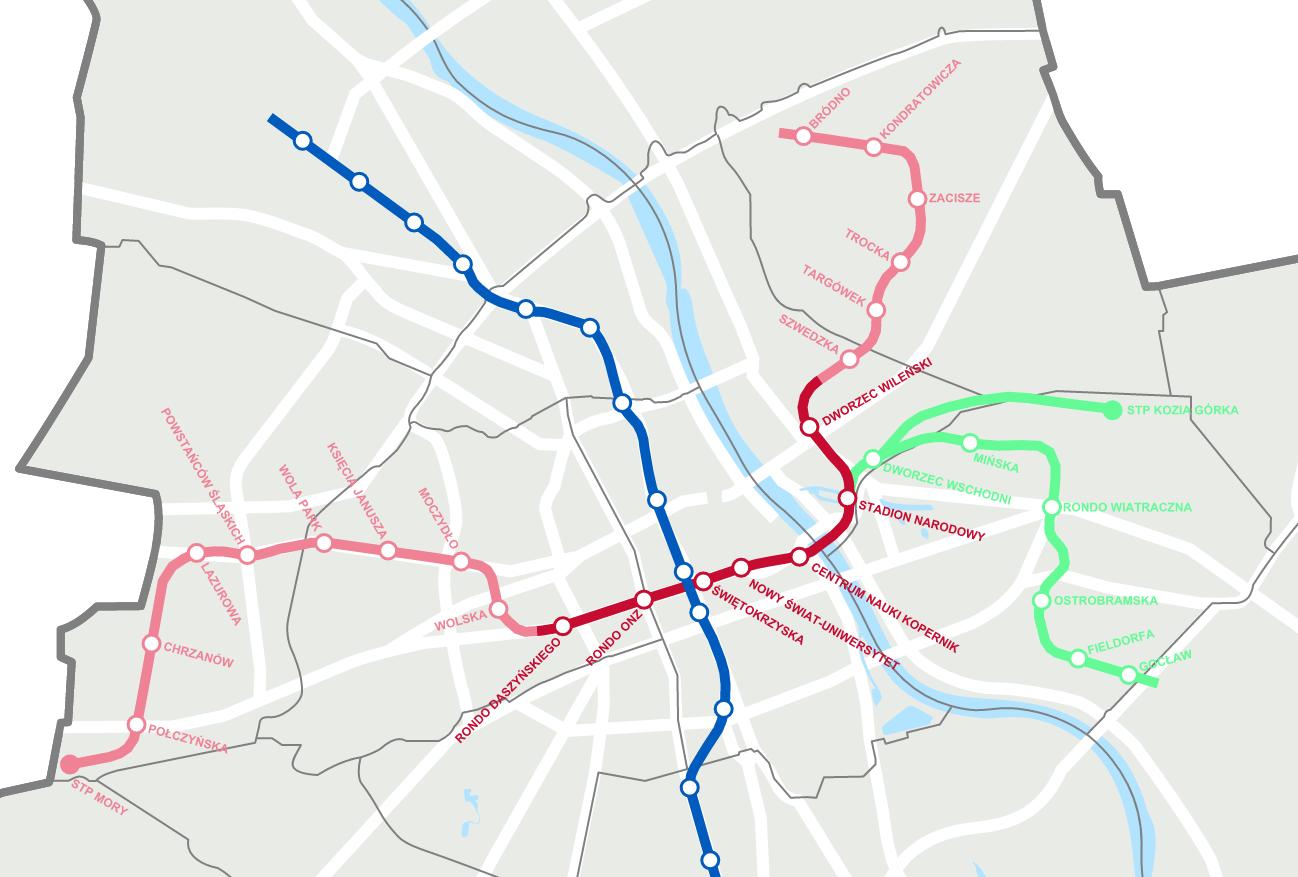 metro-warszawa