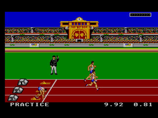 Gra Olympic Gold z 1992 roku