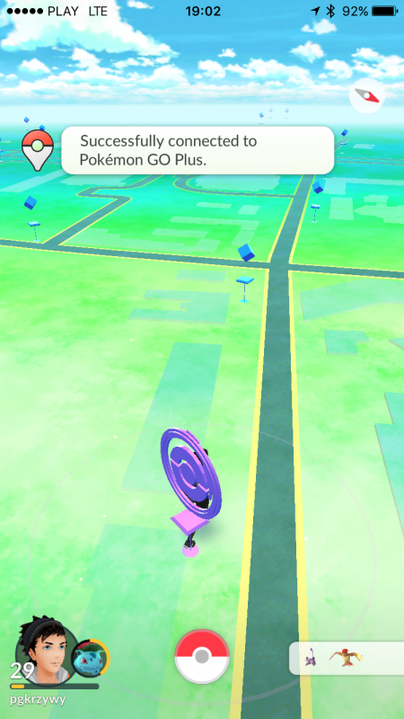 Recenzja Pokemon GO Plus