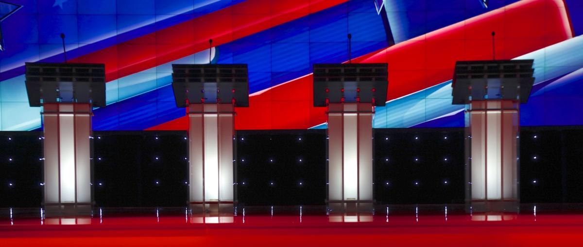 Telewizja umiera? Debaty prezydenckie w USA pokazują, że ma się dobrze