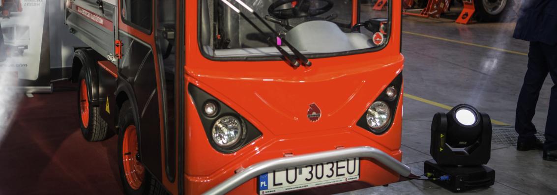 Pierwszy polski samochód elektryczny – przerwa na parsknięcie – powstał w punkcie ksero