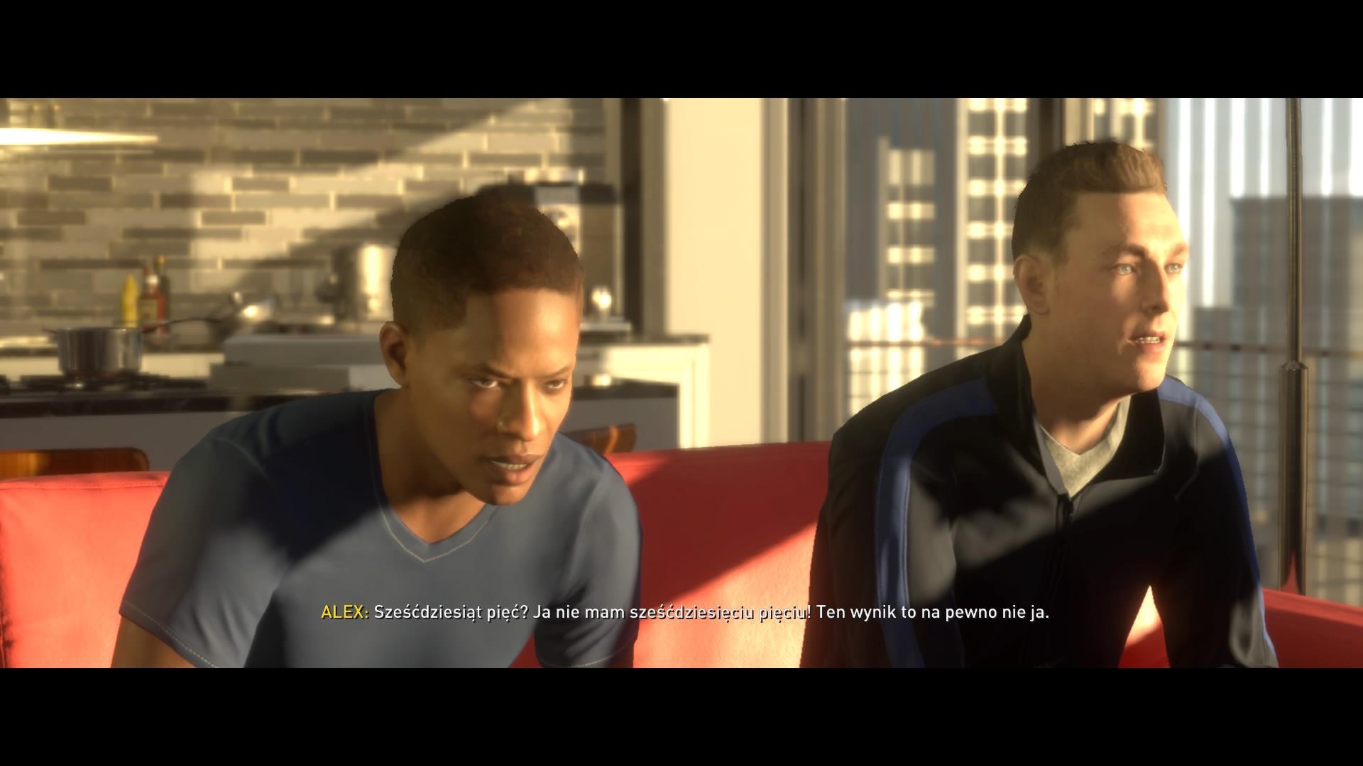 FIFA 17 Droga do sławy (w menu)