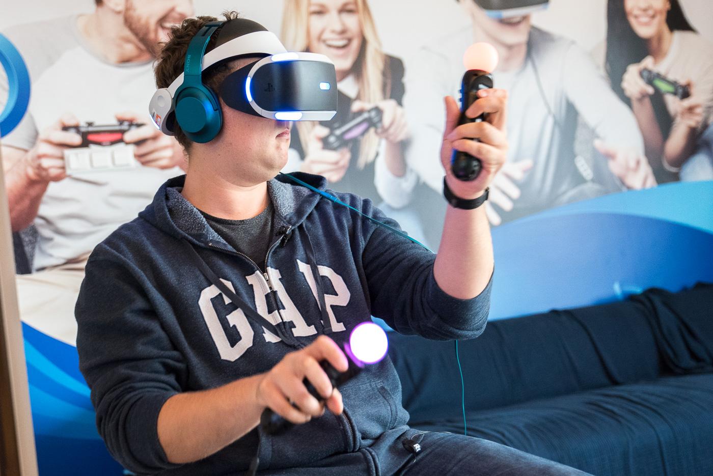PlayStation VR kilka tygodni od premiery – obudź się Sony, bo masz zabawkę lepszą, niż Kinect