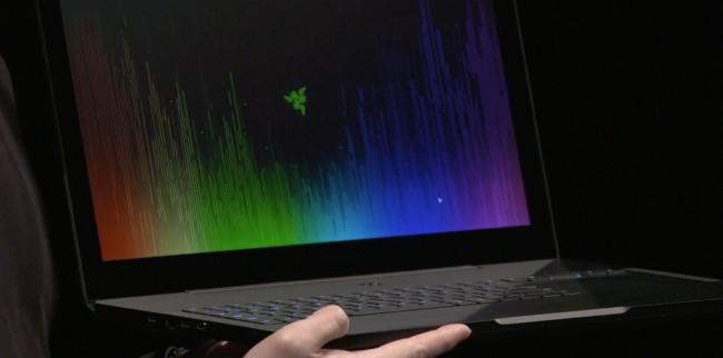 Razer Blade Pro to potężny PC zamknięty w ciele laptopa.