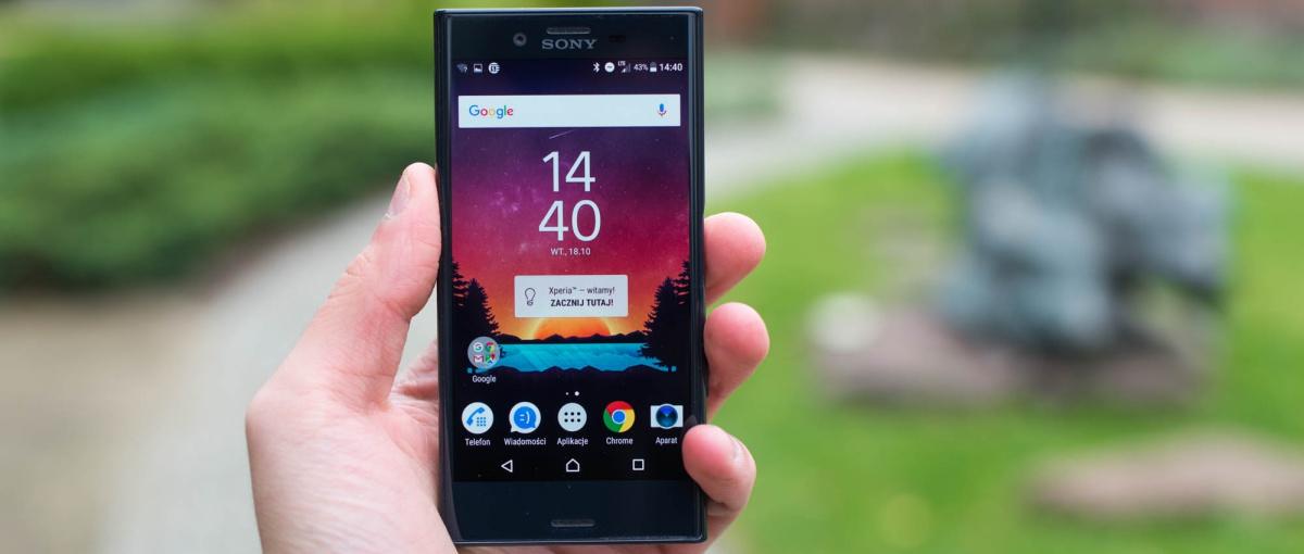 Mały, ale wariat. Sony Xperia X Compact – recenzja Spider's Web