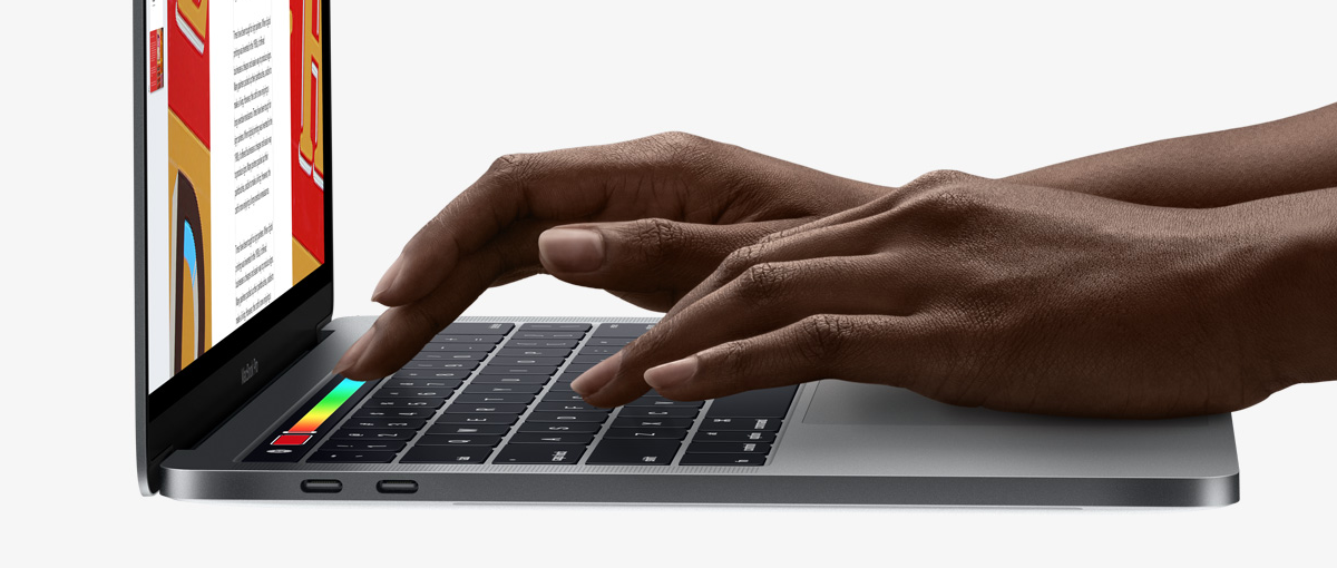 14 rzeczy, które musisz wiedzieć o Touch Barze w nowych MacBookach Pro