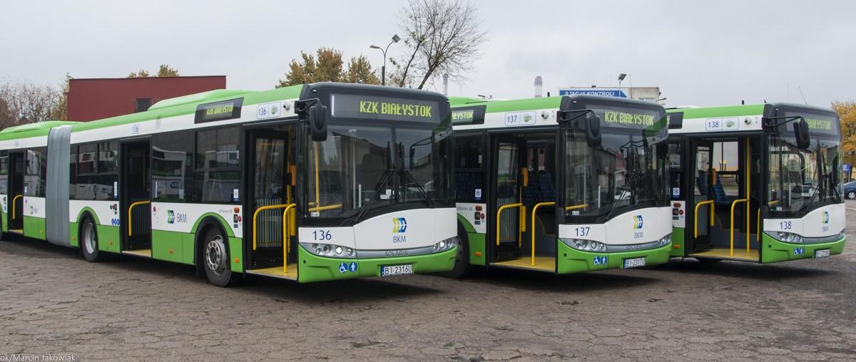 W moim mieście autobusy dogadają się ze smartfonami pasażerów. Powiedzą, kiedy trzeba skasować bilet