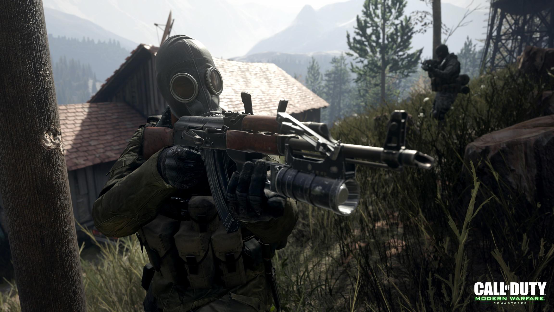 Kampania Call of Duty: Modern Warfare Remastered już dostępna na PlayStation 4