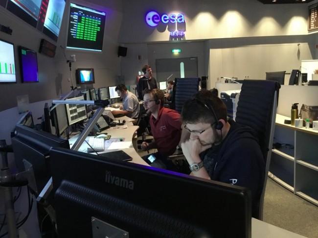Inżynierowie projektu ExoMars
