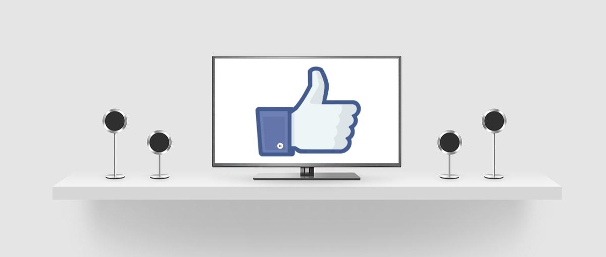 W tym przypadku Facebook na telewizorze ma sens. I tylko w tym