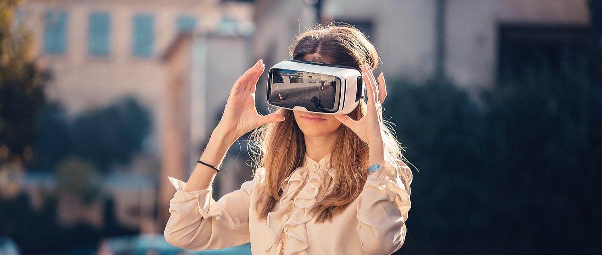 Kolejny test gogli VR i kolejne rozczarowanie. Czarno to widzę