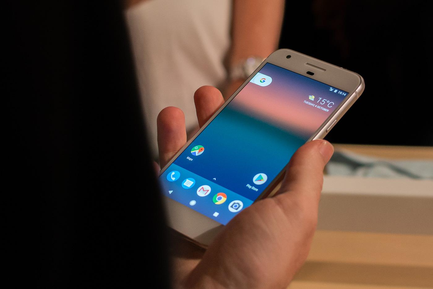 Smartfon, który znika w dłoniach. Google Pixel – pierwsze wrażenia Spider's Web