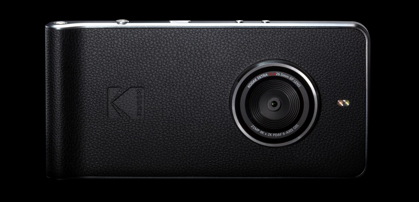 Kodak Ektra – czy to najbardziej bezsensowny smartfon roku?