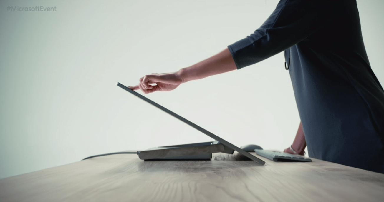 Microsoft Surface Studio nie jest jeszcze iMakiem. Nie jest nawet Big Makiem