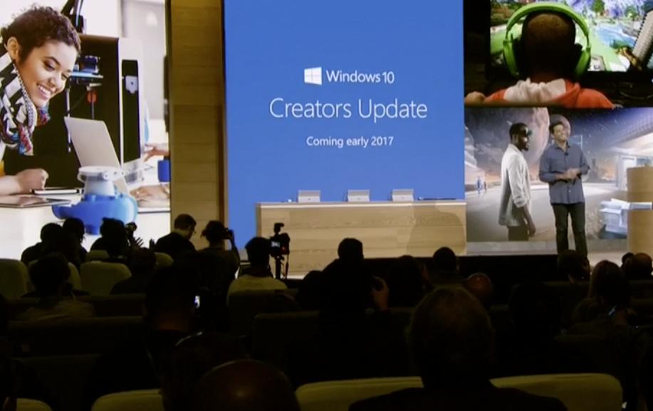 Microsoft zapowiada wielką aktualizację Windows 10. Creators Update już w 2017 roku