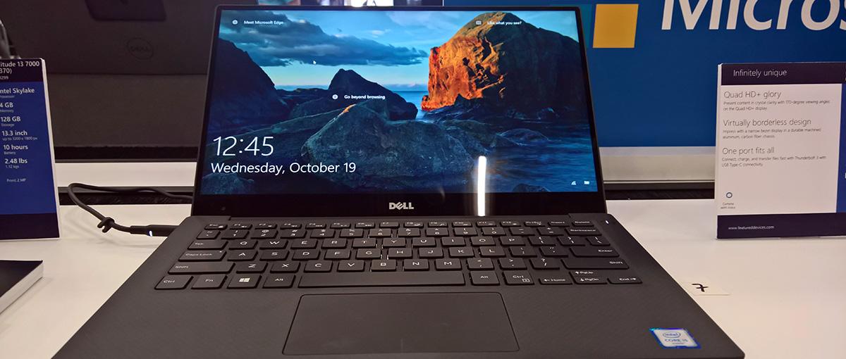 Dell powiedział coś, co mogłoby się spodobać Apple'owi