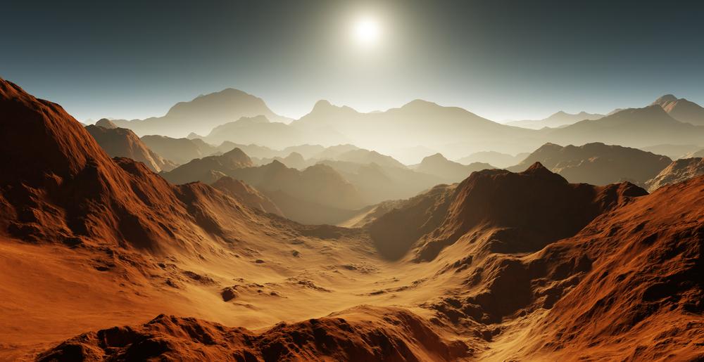 Czy astronautom od podróży na Marsa zrobią się dziury w mózgu?