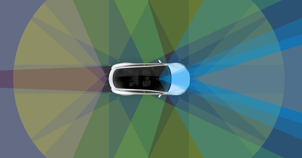 Tesla zrobiła to znowu. Konkurencja może tylko przyglądaćsięz zazdrością