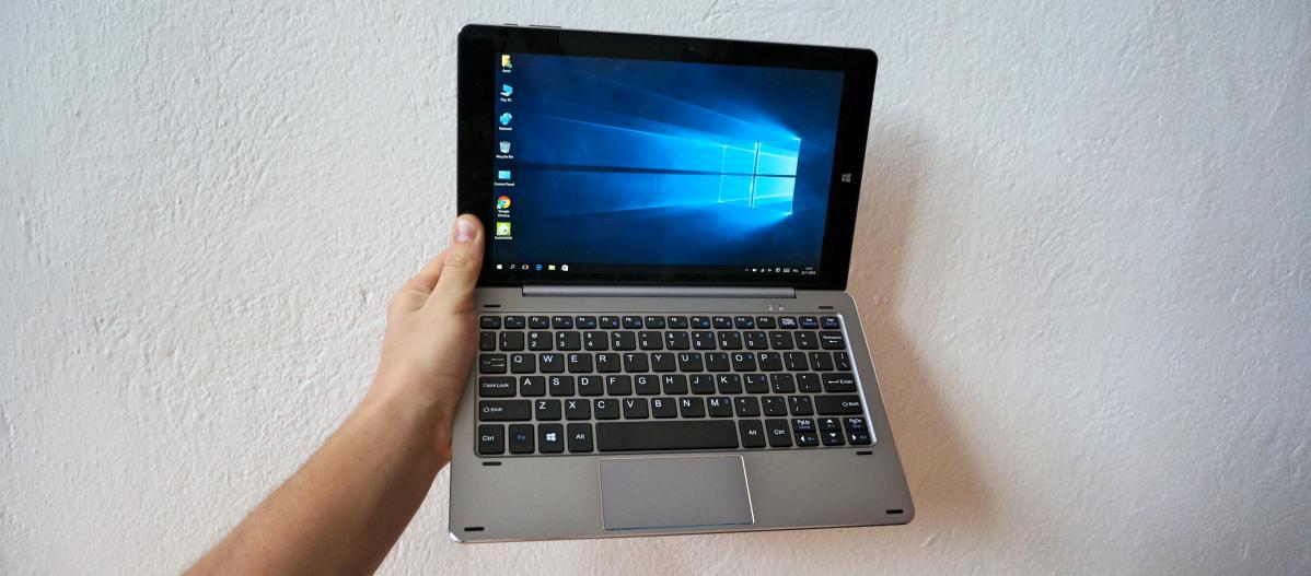 800 zł za tablet z procesorem Intela, Windowsem 10 i Androidem? Da się!